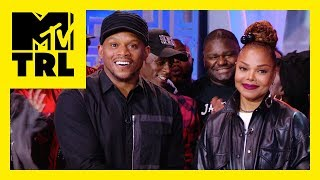 Janet Jackson Superfans Compete in a 'Made For Now' Dance-Off | TRL - MTV