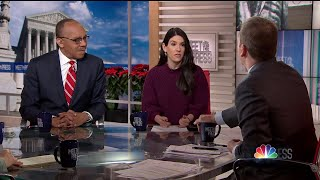 Full Panel: White House finds an 'acting' Chief of Staff | Meet The Press | NBC News - NBCNEWS