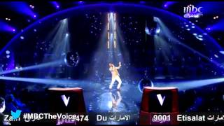 The voice    -  