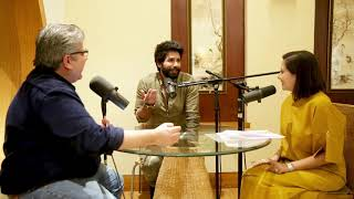 Take2 with Anupama Chopra and Rajeev Masand | Shahid Kapoor - SAAVN