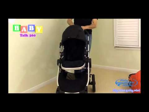 City Select Stroller - Baby Talk Review