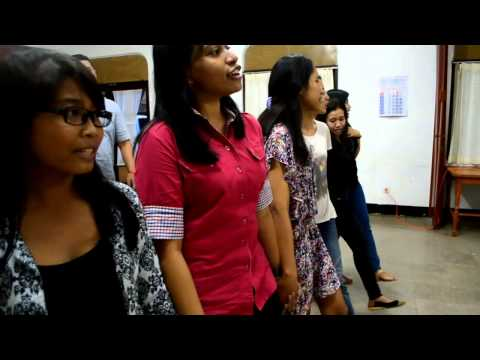 Video Padus GP GPIB Pasar Minggu Wedding Anggita&Naarah 05April2014 Edisi 2