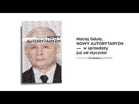 """Dr hab. Maciej Gdula o badaniach jakościowych na temat """"dobrej zmiany"""" i swojej książce """"Nowy autorytaryzm""""."""