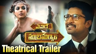 Yevade Subramanyam Theatrical Trailer | Nani | Malavika Nair | Ritu Varma - TELUGUFILMNAGAR