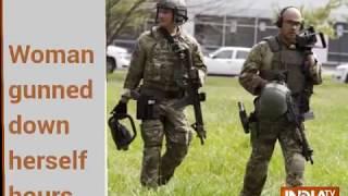 Maryland warehouse shooting: Woman kills three before gunning herself down - INDIATV
