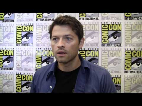 Supernatural's Misha Collins Discusses Becoming a Demigod