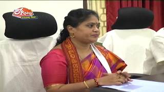 Special Sotry on Durga Temple EO Surya Kumari | Will Her plan on Doveloping reversed? |Loguttu|iNews - INEWS