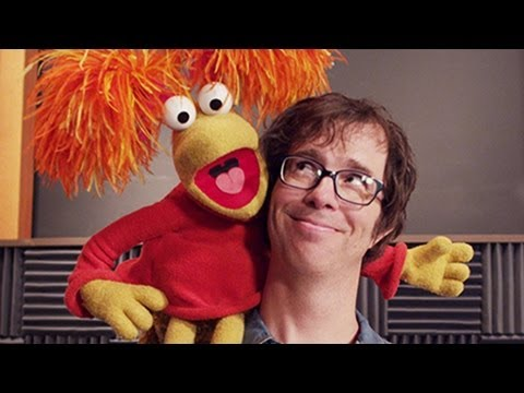 "Ben Folds Five ""DO IT ANYWAY"" f. Fraggle Rock [Official Video]"