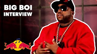 Big Boi Talks Passion For Music & Performs Apple Of My Eye At Red Bull Studio
