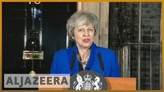 🇬🇧 British PM Theresa May survives no-confidence vote l Al Jazeera English - ALJAZEERAENGLISH