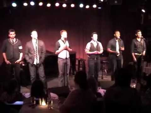 Blessing -  Sung by Scott Alan and The Broadway Boys on June 15th, 2009 @ Birdland