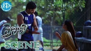 Vaishali Telugu Movie    Sindhu Menon hates Aadhi Love    Saranya Mohan, Aadhi - IDREAMMOVIES