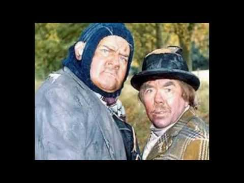 The Two Ronnies Funking Fork Handles/Four Candles Mix