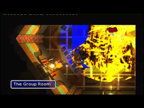 Final Fantasy 7: Honey Bee Inn and Muscle Men