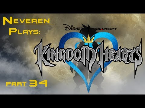 Let's Play/Stream Kingdom Hearts [BLIND] (Part 34) | The belly of the Beast