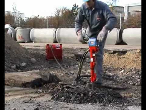 HYCON Handheld Hydraulic Breakers and other tools