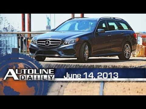First Look: 2014 Mercedes-Benz E-Class - Episode 1155