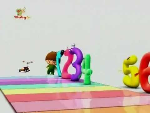 Charlie And The Numbers [Number Party Song]