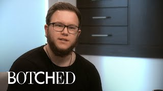 "Transgender Man Wants to Fix His ""Botched"" Chest 