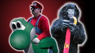 Stupid Mario Bros – Nintendo Gangnam Style