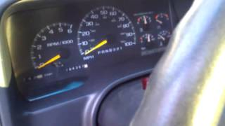 97\u0027 chevy k1500 z 71 hazard lights stoplamps question youtube
