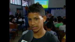 TV ASA BRANCA – Afiliada Rede Globo também destacou o projeto PLENÁRIO ESCOLA da Câmara