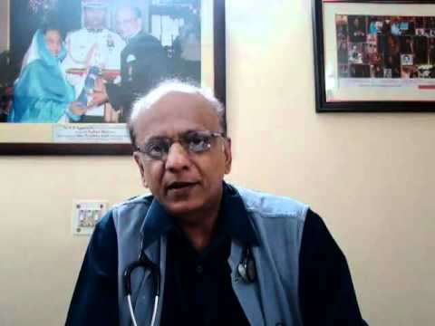 Padma Shri Awardee Dr KK Aggarwal on Winter Asthma in English