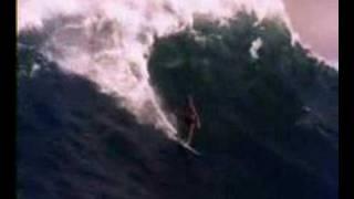 Surf con olas gigantes