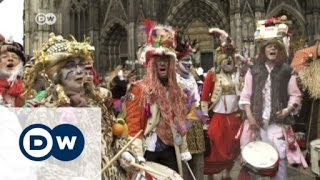 Cologne: Making carnival great again | DW News - DEUTSCHEWELLEENGLISH