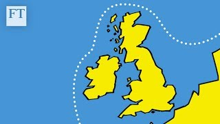 The Brexit Files: how to solve the Irish border problem - FINANCIALTIMESVIDEOS