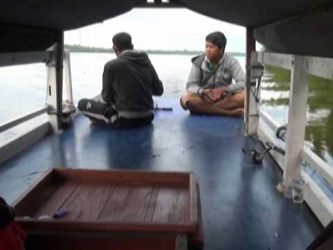Cerita Titah Berburu Lobster Sungai Biru part 3 ( 15 Maret 2014 )