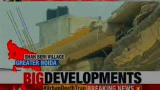 Noida buildings collapsed: Activist writing to Noida authorities since 6 years, speaks to NewsX - NEWSXLIVE