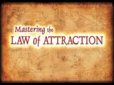 LAW of ATTRACTION  subliminal audio program