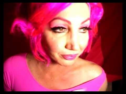 PENISH- by paulette pink-  drag queen -telegrama animado