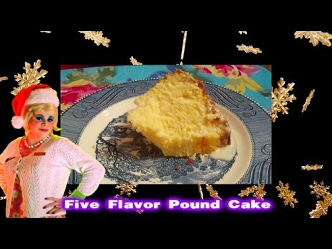 Five Flavor Pound Cake : Day 5 Trailer Park Christmas 2013
