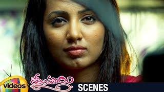 Tejaswi Madivada Workout | Rojulu Marayi Telugu Movie Scenes | Parvatheesam | Kruthika |Mango Videos - MANGOVIDEOS