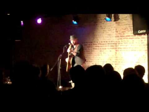 EMF video: Seth Walker @ The Listening Room