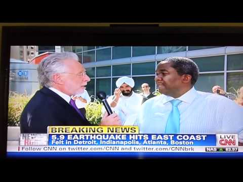 East Coast Earthquake / Virginia Earthquake