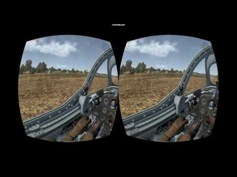 War Thunder on the Oculus Rift