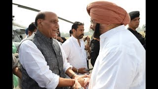 Punjab CM Captain Amarinder Singh has written to Rajnath Singh for cooperation to fight drug menace - NEWSXLIVE