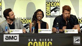 The Walking Dead: Season 7 Comic-Con Panel Highlights: Ross Marquand & Michael Cudlitz Impressions - AMC