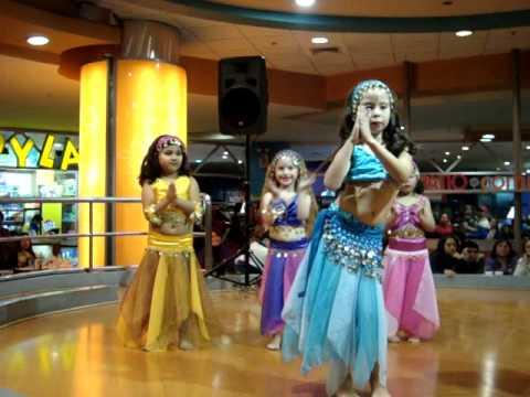 Baile Arabe mall.MPG
