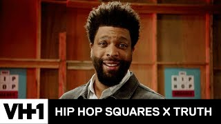 Truth x DeRay Davis | Hip Hop Squares Airs Wednesdays 10/9c | VH1 - VH1