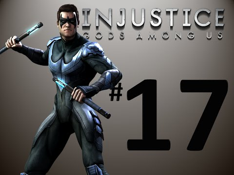 Injustice Gods Among Us: El hijo de Batman - Parte 17 - JJJ