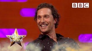 Matthew McConaughey's mother wants to run his life… 😅 - BBC - BBC
