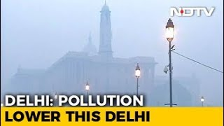 Delhi's Air Quality Status Report After Diwali is 'Very Poor' - NDTV