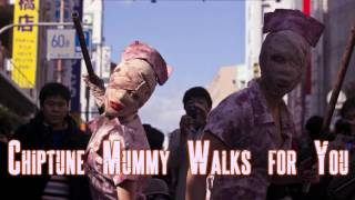 Royalty Free :Chiptune Mummy Walks for You