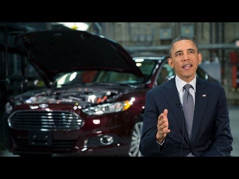 Weekly Address: Time to Create the Energy Security Trust
