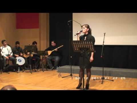 Antalya AYÖP Konseri Solo Aslı Dönmez - Ağasarın Balını (Oy Asiye)