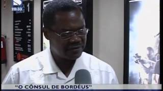 &#8220;O cnsul de Bordus&#8221; foi exibido ontem em causa humanitria